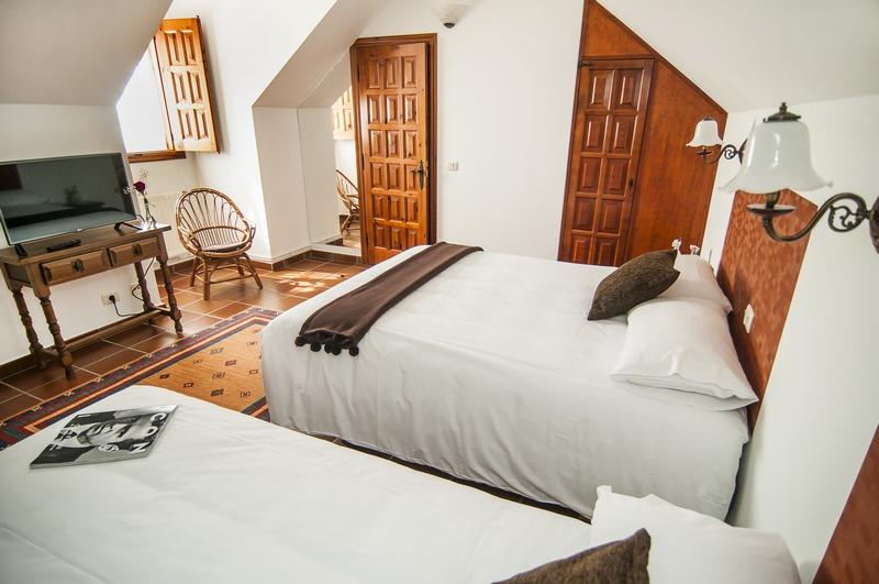 Abadía Room