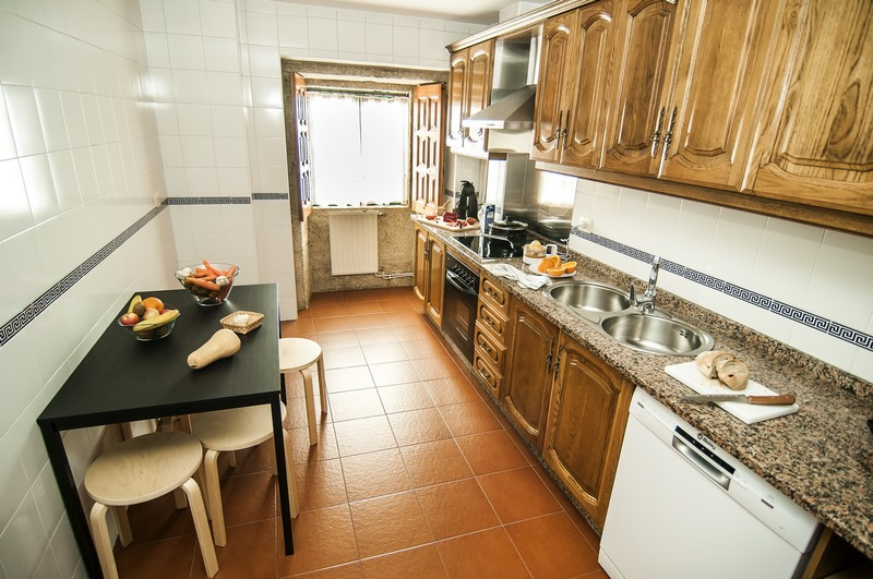 Abadía Kitchen
