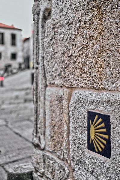 Camino Santiago Portugués