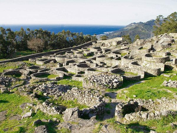 A Guarda - Castro Santa Tegra
